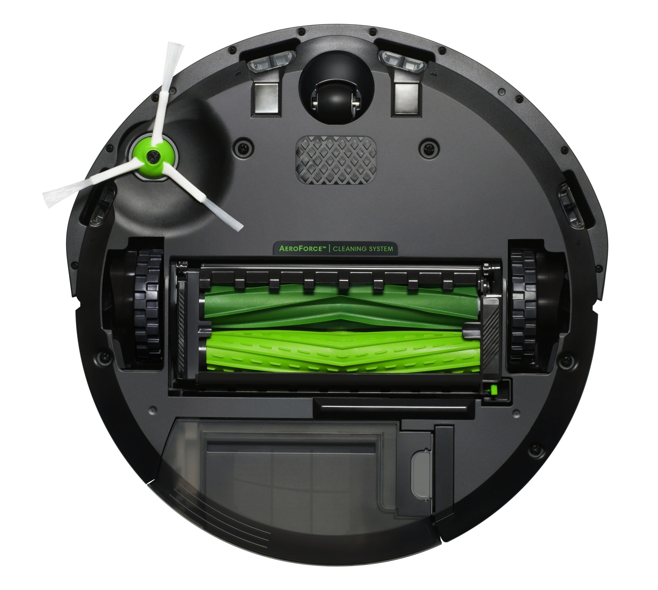 Roomba underside